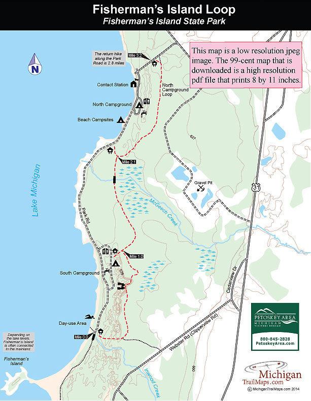 Fisherman S Island State Park